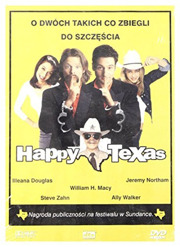 Happy, Texas [DVD] [Region 2] (English audio. English subtitles) by Steve Zahn