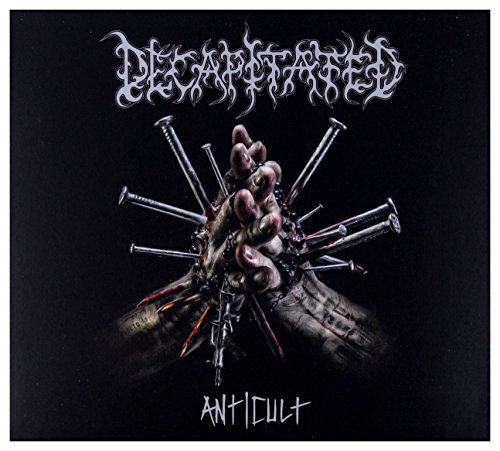 Decapitated: Anticult (digipack) [CD] (Decapitated-cd)