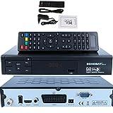 HD Digitaler Satelliten-Receiver (DVB-S / DVB-S2, HDMI,...