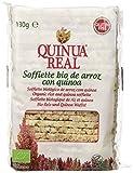 Quinua Real Snacks Soffiette con Arroz - 12 Paquetes