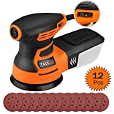 Best Orbital Sanders - Random Orbit Sander, Tacklife PRS01A Classic 6 Variable Review