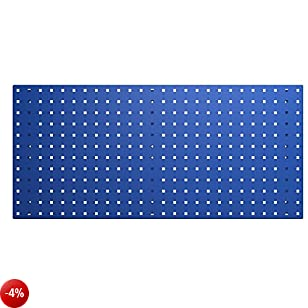 Bott 14025117.11 - Pannello perfo 1.0m blu ral 5010