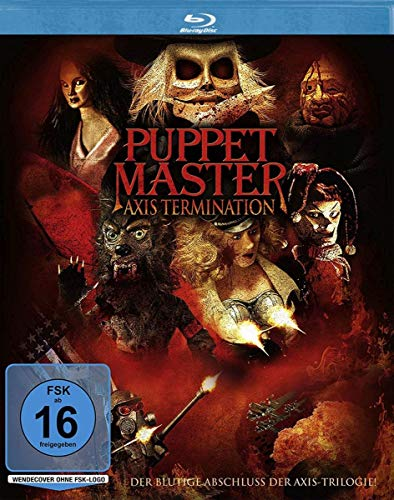 Puppet Master: Axis Termination [Blu-ray] (Puppet Master-axis)