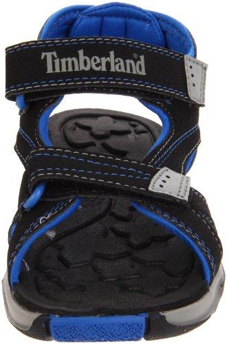 Timberland Mad River 2 Strap  Unisex-Child Sandals  Black Royal  3 5 UK Child