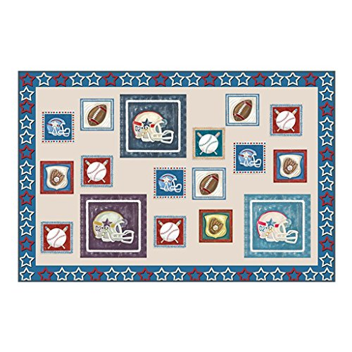 MEHE@ Mode Stilvoll Persönlichkeit kreativ Cute Cartoon Kinderzimmer Teppich, Baby kriechen Matte, Kinder Anti-Rutsch-Teppich Kinderzimmer Dekoration Teppiche ( Farbe : Pattern 6 , größe : 80*160cm )
