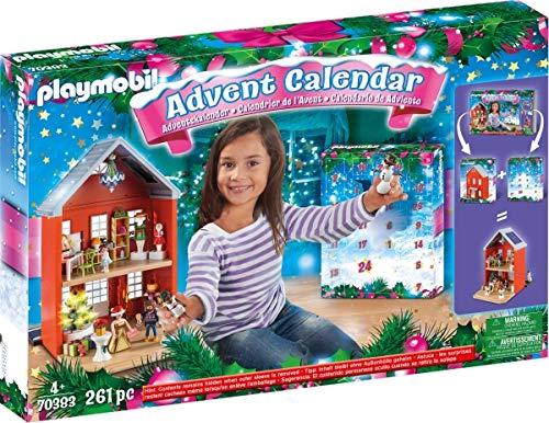 Playmobil Adventskalender XXL Weihnachten im Stadthaus Limitiert