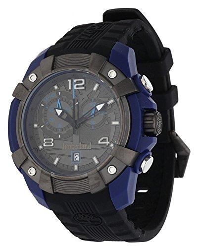 Timberland Damas Reloj WHEELWRIGHT Negro TBL13356JPBLU-61
