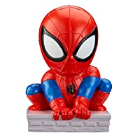 GoGlow Spider-Man Buddy Night Light and Torch, Red