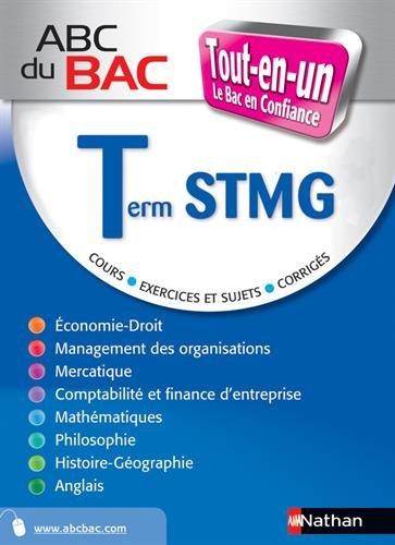 ABC du BAC Tout-en-un Term STMG