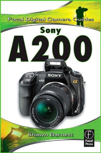 Sony A200 (English Edition) Shutter Release Kit