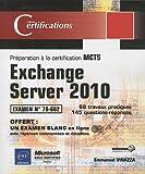 Image de Exchange Server 2010 - Préparation à la certification MCTS 70-662