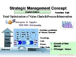 Strategic Management Concept (English Edition) von [Tomohisa Fujii]