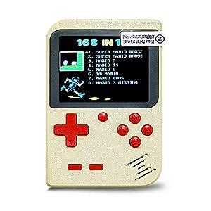 InsideOut Mini Game Boy 8 bit Classic Farbdisplay, 168, Kultspiele, Retro, Vintage, Nostalgie-Stil, 90 A