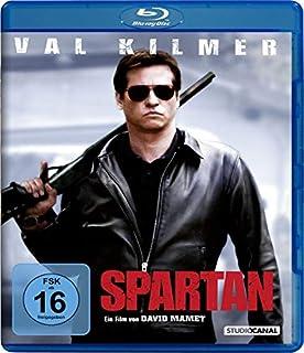 Spartan [Blu-ray]