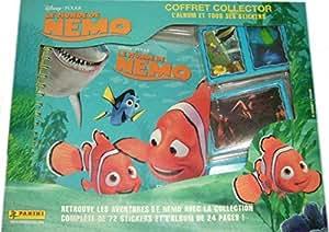 Coffret collector LE MONDE DE NEMO - Petit album + stickers Panini