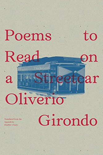 Poems to Read on a Streetcar (New Directions Poetry Pamphlets)