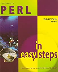 Perl in Easy Steps [Paperback] by Mike McGrath