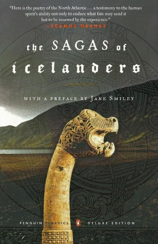 The Sagas of the Icelanders (World of the Sagas) (English Edition) por Jane Smilely