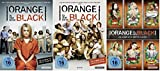 Orange Is the New Black - Staffel/Season 1+2+3 * DVD Set