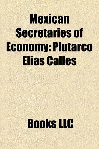 Mexican Secretaries of Economy