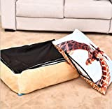 PLHF Oxford cloth Short plush washable kennel cat litter dog mat pet dog dog cat bed mat autumn winter, s