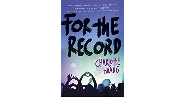 Amazon fr - For the Record - Charlotte Huang - Livres