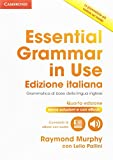 Cover of: Essential Grammar in Use Book without Answers with Interactive eBook Italian Edition   Raymond Murphy, Lelio Pallini