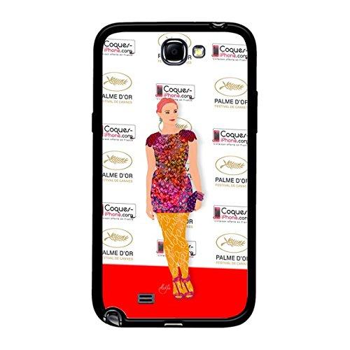 Cover-Cover iPhone-Red Carpet Festival di canne per Samsung Galaxy Note