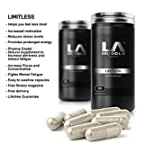 LA Muscle Limitless Energy pills 90 Capsules. Increase energy levels naturally to improve your workouts. Incredible pre-workout, energiser and wake-me-up pill. Prevents weariness, Reduces stress levels, Amazing pre-workout. Moneyback Guarantee, Risk Free Purchase