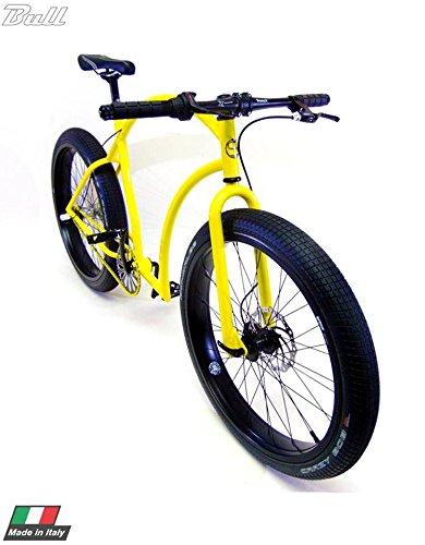 Cicli Ferrareis MTB Fat Bike Fixed Custom Bike