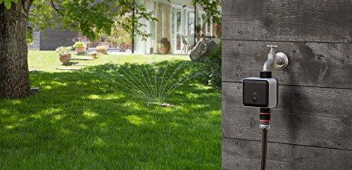 EVE Aqua - Controlador Inteligente de riego, Temporizador y Contador de Consumo, Non occorrono Bridge o Gateway (Apple HomeKit)