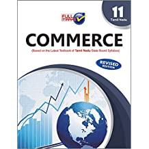 Commerce (Based on The Latest Textbook of Tamil Nadu State Oard Syllabus) Class 11