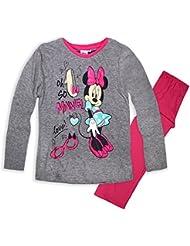 Disney - Ensemble de pyjama - Personnage - Manches Longues - Fille