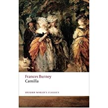 Camilla or a Picture of Youth (Oxford World's Classics (Paperback)) Burney, Frances ( Author ) Jul-01-2009 Paperback