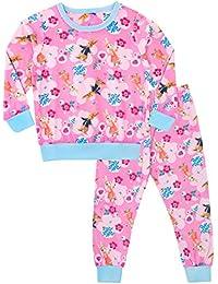 Peter Rabbit Pijamas de Manga Larga para niñas Beatrix Potter