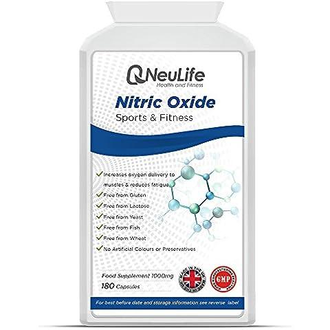 Ossido Nitrico 1000mg - 180 Capsule -