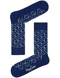 Calcetines De Happy Socks óptica De Los Hombres, Marina De Guerra