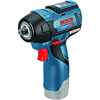 Bosch Professional GDS 12V-115 Cordless Impact Wrench (Without Battery and Charger) - Carton
