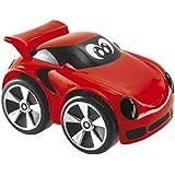 Chicco Mini Turbo Touch - Mini vehiculos con carga por retroceso o movimiento libre de ruedas