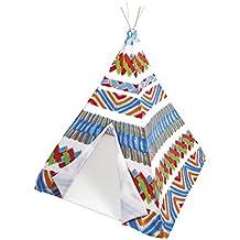 Intex 48629NP - Tienda campaña Teepee con puerta y ventana 122 x ...