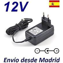 Cargador Corriente 12V Reemplazo Reproductor DVD PRIXTON PDX 200 PDX200 Recambio Replacement