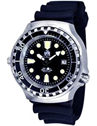 "Tauchmeister diver watch ""Automatic Movt."" Sapphire glass - Helium Velve T0046"