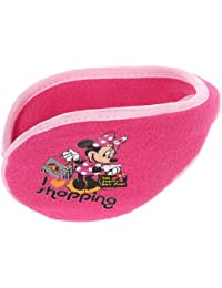 Cache orejas polar Flexible Minnie 'I Love Shopping' rosa oscuro