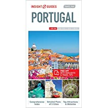 Insight Guides: Travel Map Portugal (Insight Travel Maps)