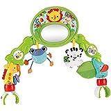 Mattel BHW57 - Fisher-Price Kinderwagen-Spielbogen