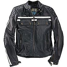 bb7d9a52c77 Veste Blouson Homme Donington moto Belstaff Noir en veau XXL