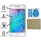 Evess Protector Pantalla Cristal Templado Samsung Galaxy J5 Maxima Proteccion Premium