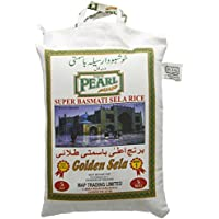 White Pearl Easy Cook Basmati Rice 5 kg