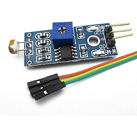 Dipendenti dalla luce il modulo resistore sensore di prossimità ottico