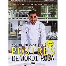 Cocinemos en casa los postres de Jordi Roca